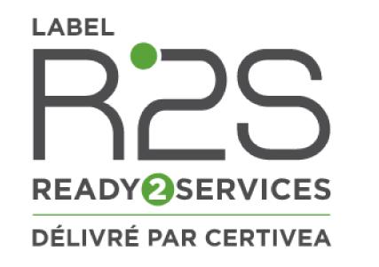 logo di label R2S séluo
